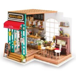 CAFÉ DE SIMON - DIY MINIATURE KIT