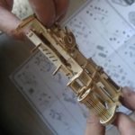 Puzzle Camion Poids Lourd _ 3D MÉCANIQUE EN BOIS photo review