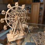 Grande Roue - Puzzle en  bois 3D