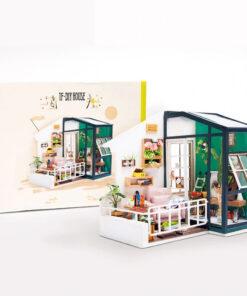 Balcon miniature Mecapuzzle